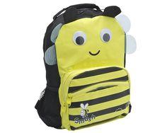 3D Bee Mini Backpack 18804