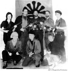The Symbionese Liberation Army courtesy AP/Worldwide. (c) Magnolia Pictures / SF