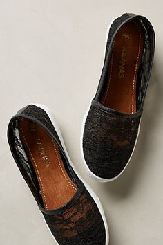 Kaanas Seville Sneakers - anthropologie.com #anthrofave