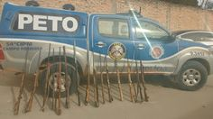 NONATO NOTÍCIAS: Campo Formoso: Polícia Militar apreende  15 armas ...