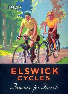 1937 Elswick Poster