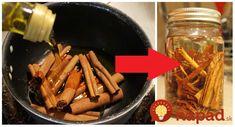Škorica a predovšetkým jej typická vôňa patrí k príprave obľúbeného pečiva. Málokto však vie, aká je nápomocná, keď ju len zalejte olejom a necháte pár dní lúhovať. Ide o jedného z najlepších pomocníkov do každej … Nordic Interior, Natural Medicine, Organic Beauty, Japchae, Cinnamon Sticks, Rodin, Spices, Food And Drink, Healthy