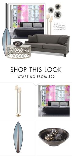 """""""Untitled #308"""" by awwitsmee ❤ liked on Polyvore featuring interior, interiors, interior design, home, home decor, interior decorating and AERIN"""
