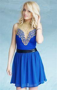 Taka sukienka na http://laceshop.pl/deep-blue-dress-2