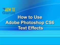 how to give text an outline photoshop