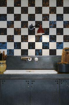 CHECKER 1403 | All | kitchenwalls wallpaper backsplash