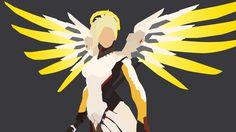 Mercy vector art by WalidSodki.deviantart.com on @DeviantArt