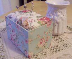 Sewing Box II - Little Molly 小茉莉 - 無名小站