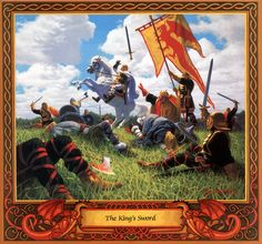 SEPTIEMBRE 1984-The King´s Sword