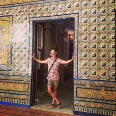 If you like pattern mixing you're gonna love #sevilla #seville #mrturk #trinaturk