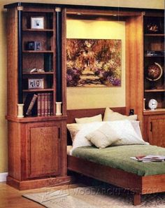 Cherry Bed Plans - Furniture Plans and Projects - Woodwork, Woodworking, Woodworking Plans, Woodworking Projects