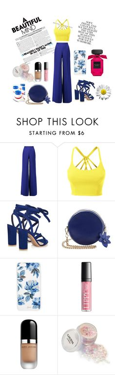 """"""""""" by latinna8 ❤ liked on Polyvore featuring Folio, Emilio Pucci, LE3NO, Gianvito Rossi, Sonix and Marc Jacobs"""