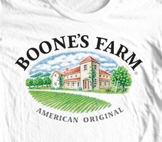 Boone's Farm T Shirt Wine Liquor Beer 4XL 5XL Graphic Printed Cotton Tee   eBay