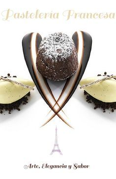 Valentina Reyes G. Decoration Patisserie, Cupcake Images, Healthy Eating Tips, Healthy Nutrition, Baking And Pastry, Vegetable Drinks, French Food, Plated Desserts, Cake Recipes