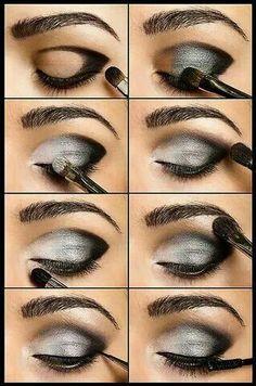 Basic Smokey Eye