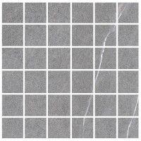 Lifestone Medium Grey 2x2 Mosaic on 12x12 Sheet