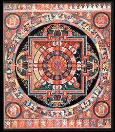 Buddhista szómagyarázatok: TANTRA Tantra, City Photo, Buddha, Mandala, Mandalas