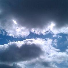 #cloud #clouds #instaclouds #cloudstagram #cloudporn #nuvole #nofilter