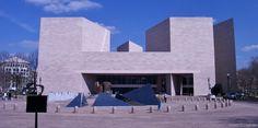 Helen Croghan National Gallery of Art East Building Washington DC