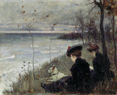 Autumn, 1893, Pyotr Nilus