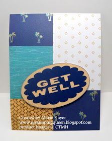 Welcome back to another Atlantic Hearts Sketch challenge blog post! We have a really interesting sketch for you to try this week. My card...