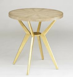 ODIN ROUND LAMP TABLE - ELTE