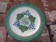 Vineyard Plate