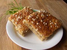 Kaurainen peltileipä French Toast, Baking, Breakfast, Food, Morning Coffee, Bakken, Essen, Meals, Backen