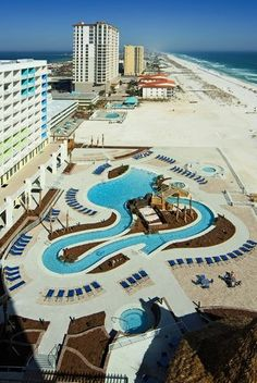 Holiday Inn Pensacola Beach, Fl -- this is the hotel I am staying in!! So excited! !