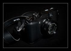 Fuji X10 by Mister Oy, via Flickr Photo Supplies, Camera Equipment, Fuji, Cameras, Gears, Digital, Gear Train, Camera, Film Camera