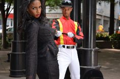 Tame the thoroughbred in you with styling from Marion G. Boyd's Fall/Winter 2013 collection.