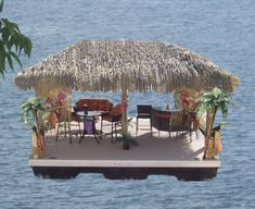 I want to do this to our floating dock!!