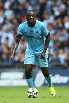 Yaya Toure, Manchester City