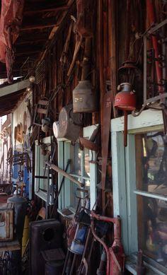 Antique store in Payson AZ