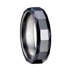 Tungsten and Black Ceramic Ring Inside: Tungsten   RRP: Price: $99.00