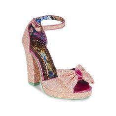Décolleté+Irregular+Choice+FLAMING+JUNE+Rosa+71.40+€