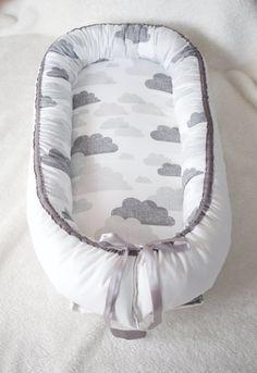 Premium Babynest Wolken von kleinerTraeumling auf Etsy