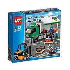 Lego City: Cargo Truck (60020)  Manufacturer: LEGO Enarxis Code: 012808 #toys #lego #city