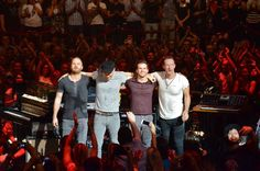 #Coldplay on tour.