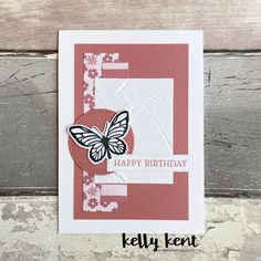 Paper Blooms DSP – kelly kent Cute Fonts, And Just Like That, School Holidays, Texture Painting, Embossing Folder, Go Shopping, How To Be Outgoing, Stampin Up, Card Making