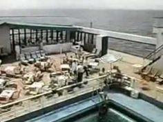 """RMS Windsor Castle - """"Castles on the Sea"""" - Union-Castle Line [1964] Par..."""