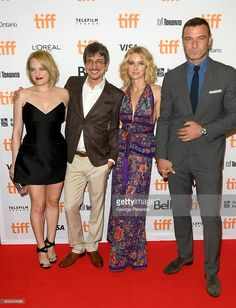 Actress Elisabeth Moss, director Philippe Falardeau, actors Naomi Watts and Liev…