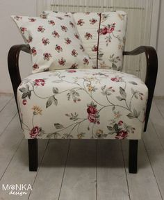 Roses Armchairs, Accent Chairs, Roses, Furniture, Home Decor, Wing Chairs, Upholstered Chairs, Couches, Decoration Home