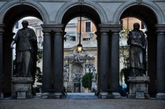 Largo Fontanella Borghese (Ambasciata di Spagna) (photo Luca Semplicini)