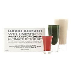 Ultimate Detox Kit by David Kirch, this works baby, you have to try it. More info at http://www.hotbeautyreviews.com . Click on picture of product to get more info