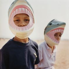 Shark Masks