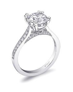 Coast Diamond Charisma Collection - LC10041 Engagement Ring - The Knot