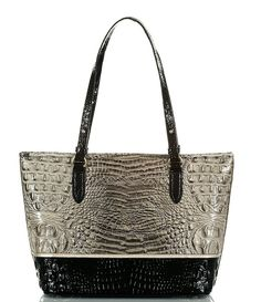 Black Leather Tote Bag, Crocodile, Classy, Mens Fashion, Bags, Accessories, Shopping, Shoes, Style