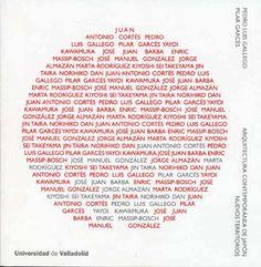Arquitectura contemporánea de Japón : nuevos territorios / Pedro Luis Gallego, Pilar Garcés, editores.-- Valladolid : Universidad de Valladolid, 2015.