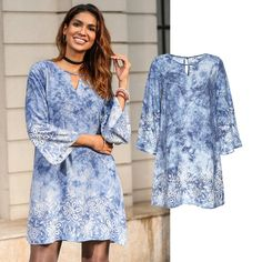 Shop for cheap, stylish blouses & tunic tops for women online ✓Top trends 2019 ✓Amazing quality & price ✓Secure delivery & easy returns Tunic Blouse, Tunic Tops, Models, Shirt Sleeves, Cover Up, Stylish, Floral, Casual, Shirts